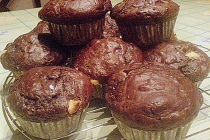 Schoko - Jumbo - Muffins 79