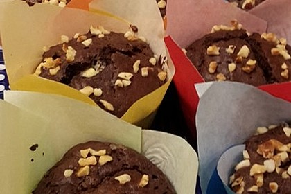 Schoko - Jumbo - Muffins