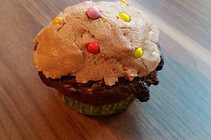 Schoko - Jumbo - Muffins 92