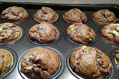 Schoko - Jumbo - Muffins 31