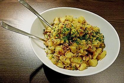 Schneller Kartoffelsalat 3