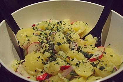 Schneller Kartoffelsalat 1