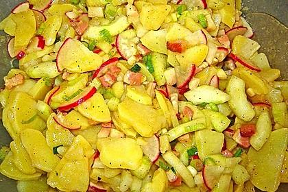 Schneller Kartoffelsalat 0