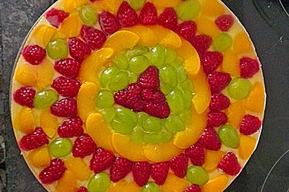 Joghurt - Quark - Torte 1