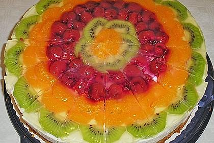 Joghurt - Quark - Torte 3