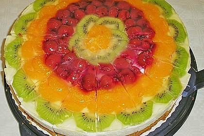 Joghurt - Quark - Torte
