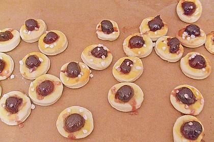 Amarenaplätzchen
