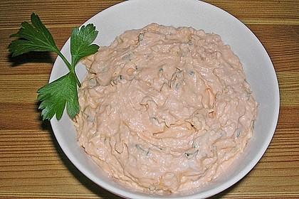 Schinken - Käse - Dip/Aufstrich