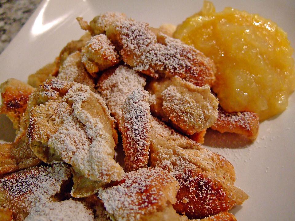Kaiserschmarrn Grundrezept kaiserschmarrn mit apfel orangen sauce mamatuktuk chefkoch de