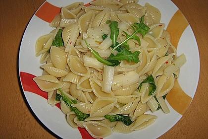 Spargel mit Limetten - Rucola - Pasta 15