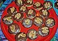 Terrassen - Schoko - Kekse mit Walnüssen