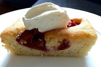 Obst - Blechkuchen 1