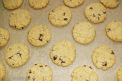 Pudding - Oatmeal Cookies