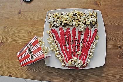 Popcorn - Cola Kuchen 3