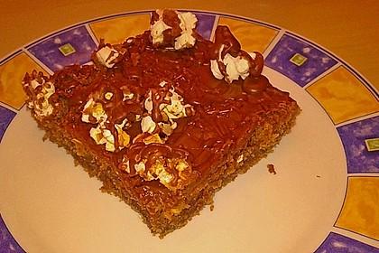Popcorn - Cola Kuchen 7