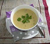 Kohlrabi - Petersilien - Suppe (Bild)