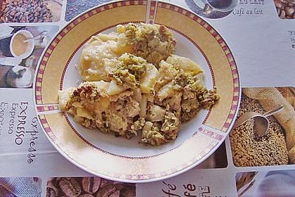 Kartoffel - Brokkoli - Auflauf