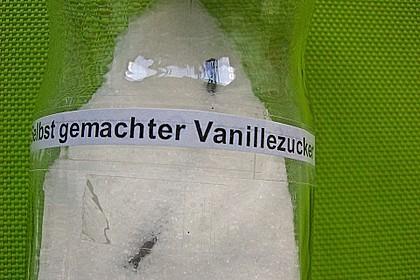 Selbst gemachter Vanillezucker 53
