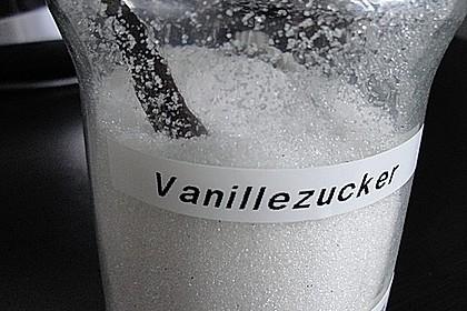 Selbst gemachter Vanillezucker 33