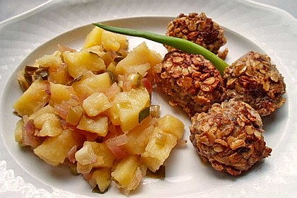 Warmer Kartoffelsalat 1