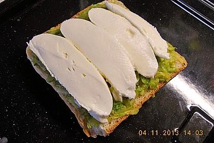 Zucchini - Toast (Rezept mit Bild) von mamatuktuk | Chefkoch.de