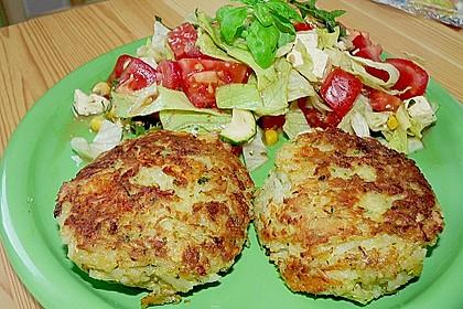 Reis - Zucchini - Puffer 0