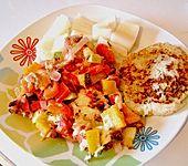 Reis - Zucchini - Puffer (Bild)
