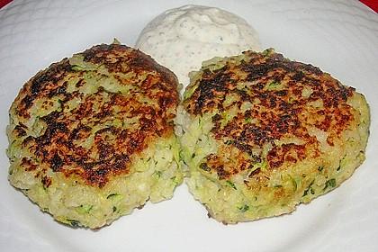 Reis - Zucchini - Puffer 4