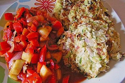 Reis - Zucchini - Puffer 5