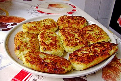 Reis - Zucchini - Puffer 2