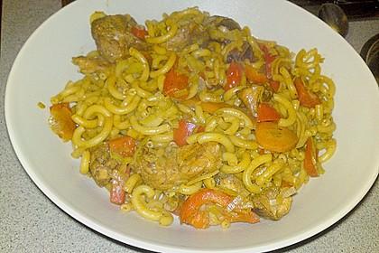 Asiatischer Spaghettisalat 13