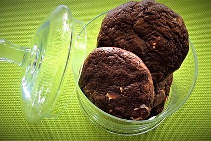 Cookies für Schokoladensüchtige 5