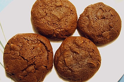 Cookies für Schokoladensüchtige 46