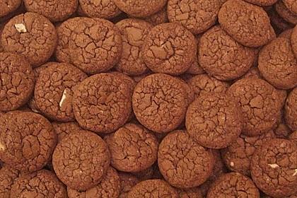 Cookies für Schokoladensüchtige 15