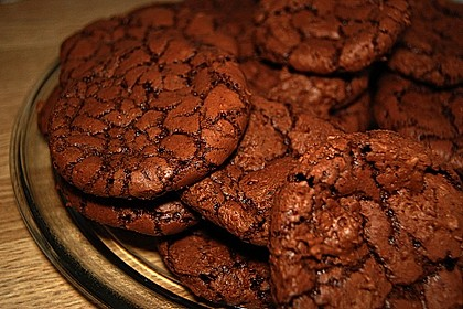 Cookies für Schokoladensüchtige 2
