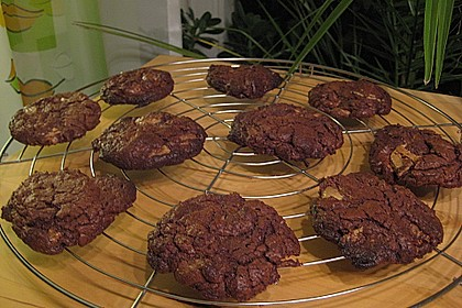 Cookies für Schokoladensüchtige 48