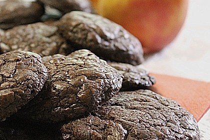 Cookies für Schokoladensüchtige 13