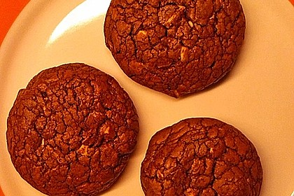 Cookies für Schokoladensüchtige 36