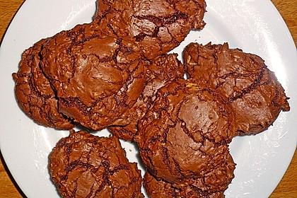 Cookies für Schokoladensüchtige 21