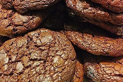 Cookies für Schokoladensüchtige 9