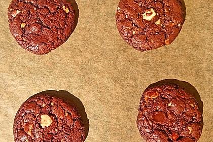 Cookies für Schokoladensüchtige 16