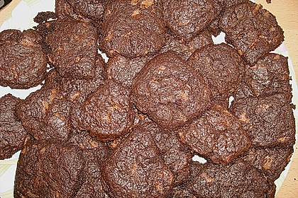 Cookies für Schokoladensüchtige 55