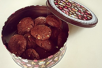 Cookies für Schokoladensüchtige 10