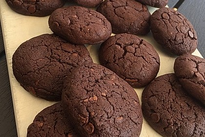 Cookies für Schokoladensüchtige 3