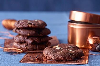Cookies für Schokoladensüchtige 1