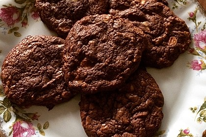 Cookies für Schokoladensüchtige 12