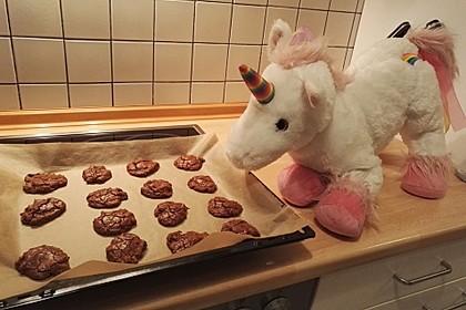 Cookies für Schokoladensüchtige 60