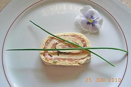 Lachs - Pfannkuchen 0