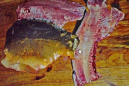 Andis Karpfen in Alufolie 2