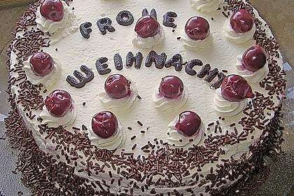 Schwarzwälder - Kirsch - Torte 66